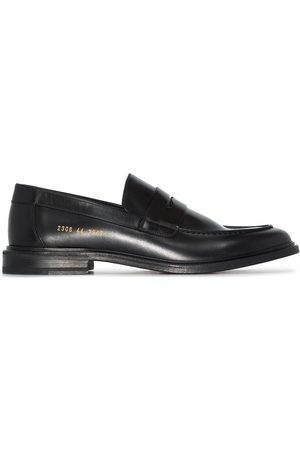 COMMON PROJECTS Penny-slot leather loafers