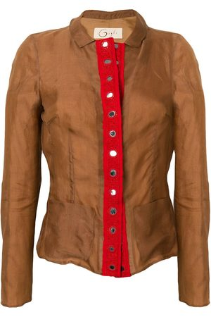 ROMEO GIGLI Fitted shirt jacket