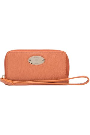 MULBERRY Logo-plaque coin pouch