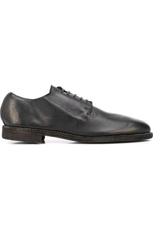 Guidi Lace-up leather shoes