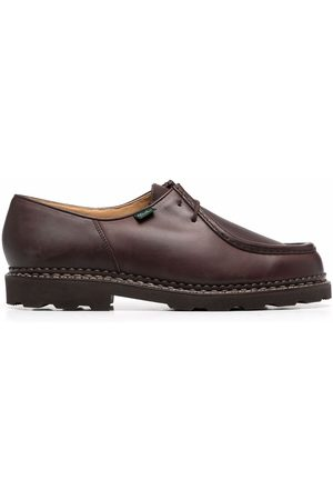 Paraboot Michael leather lace-up shoes