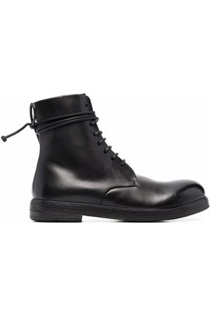 MARSÈLL Men Boots - Zucca Zeppa lace-up boots