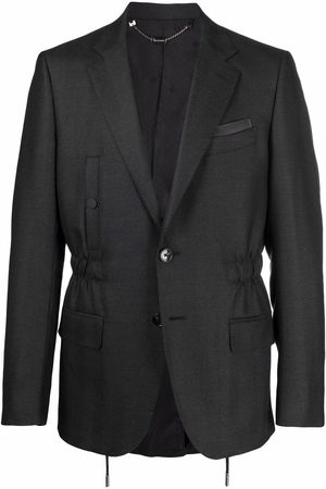 BILLIONAIRE Single-breasted fitted blazer