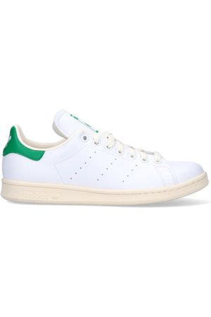 Adidas MEN'S FY1794 LEATHER SNEAKERS