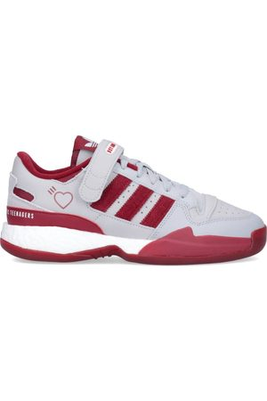 Adidas MEN'S S42977 LEATHER SNEAKERS