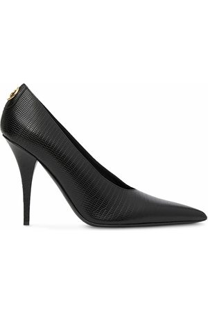 Burberry WOMEN'S 8025303 LEATHER PUMPS