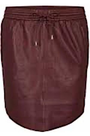 Second Female Prill Leather Skirt