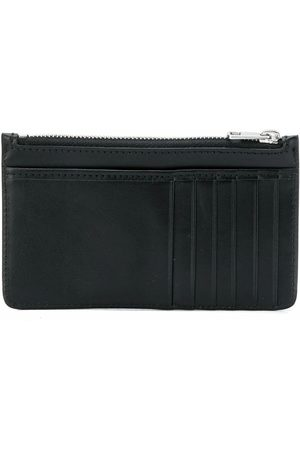 A.P.C. . MEN'S PXAWVH63205LZZ LEATHER CARD HOLDER