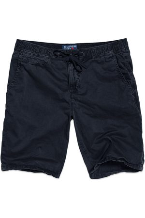 Superdry Women Chinos - Sunscorched Chino Short - Navy