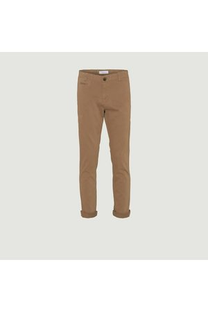 Knowledge Cotton Apparal Chuck Straight cut Chino Pants Tuffet Knowledge Cotton Apparel