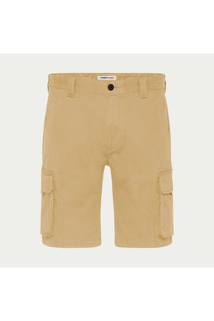 Tommy Hilfiger Tommy Jeans Washed Cargo Shorts - Classic Khaki