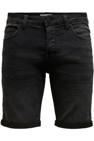 Only & Sons Only and Sons Shorts Onl .22018581 Blk.22018581