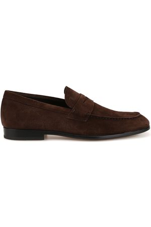 Tod's MEN'S XXM51B00010RE0S800 SUEDE LOAFERS