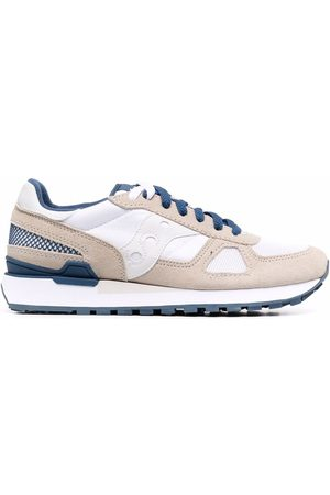 Saucony Men Sneakers - Panelled-mesh trainers