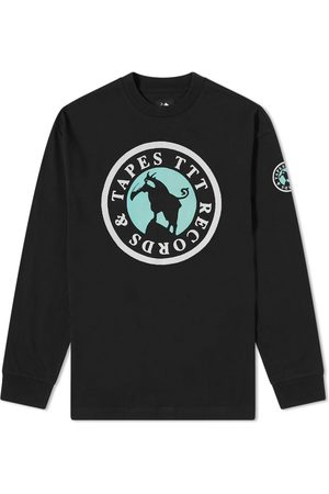 The Trilogy Tapes Long Sleeve Horned Pelican Tee
