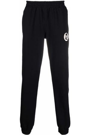 Styland Pants - Embroidered-design track pants