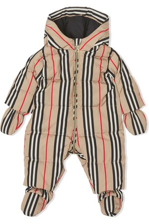 Burberry Bodysuits & All-In-Ones - Icon stripe puffer suit