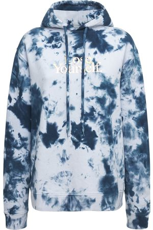 Paco rabanne Lose Yourself Cotton Jersey Hoodie