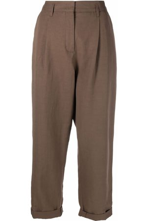Dorothee Schumacher Into The Sun high-waisted trousers