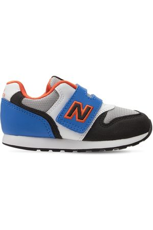 New Balance Boys Sneakers - 996 Faux Leather Strap Sneakers