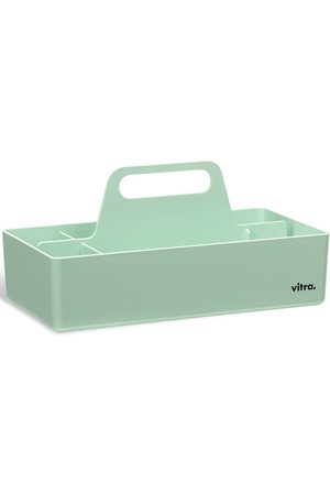 Vitra Logo-print partitioned-compartment toolbox