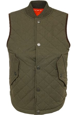 Dsquared2 Women Vests & Camis - Quilted Cotton Hunting Vest