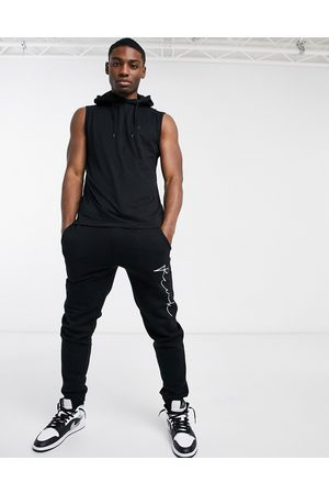 French Connection Sleeveless hoodie in