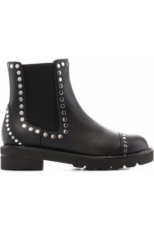 Stuart Weitzman Women Ankle Boots - Frankie studded ankle boots