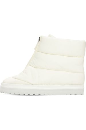 GIA COUTURE 20mm Luna Padded Nylon Snow Boots