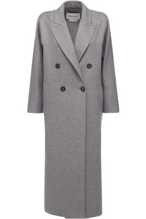 Max Mara Cashmere Double Breasted Long Coat