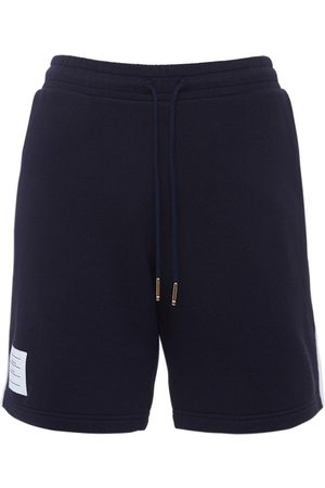 Thom Browne Cotton Jersey Shorts