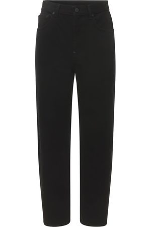 MCQ Icon 0 Curved Recycled Cotton Jeans