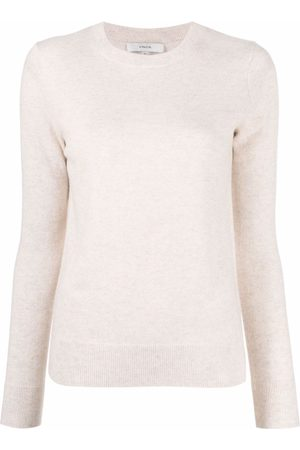 Vince Women Long Sleeve - Ribbed-knit long-sleeved sweater