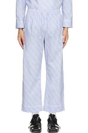 Georges Wendell & Pink Logo Lounge Pants