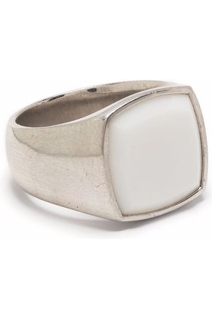 Tom Wood Two-tone signet ring