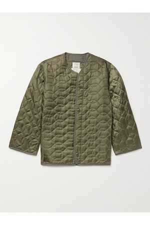 THE REAL MCCOY'S M-65 Quilted Nylon Jacket Liner