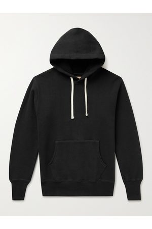 The Real McCoys Cotton-Jersey Hoodie