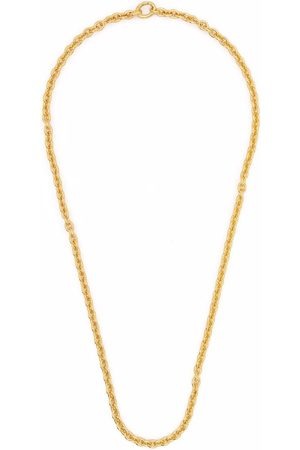 TOM WOOD Necklaces - Ada Slim -plated sterling silver necklace