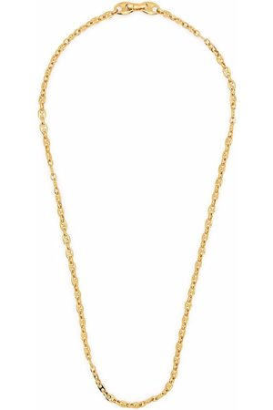 TOM WOOD Necklaces - Bean -plated sterling silver necklace
