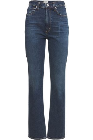 Citizens of Humanity Daphne High Rise Straight Denim Jeans