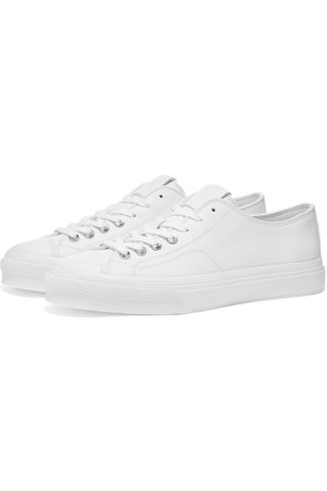 Givenchy Men Sneakers - City Low Leather Sneaker