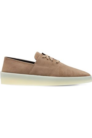 FEAR OF GOD 110 Suede Sneakers