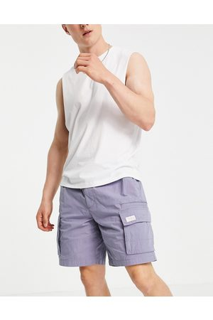 River Island Pull on shorts in lilac