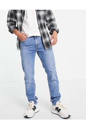 Levi's Levi's 512 slim tapered fit lo-ball jeans in light wash