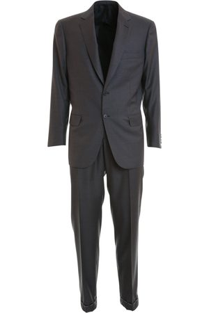 Brioni Gray suit Colosseo