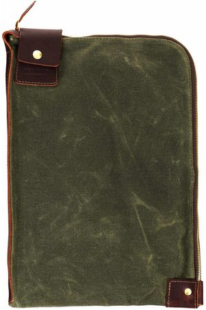 Red Wing Wallets - 95064 Large Wacouta Gear Pouch - Olive WC-Briar Oil Slick Col