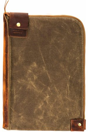 Red Wing Wallets - 95066 Large Wacouta Gear Pouch - WC-Copper Rough & Tough Colo