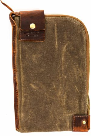 Red Wing Wallets - 95065 Small Wacouta Gear Pouch - WC-Copper Rough & Tough Colo