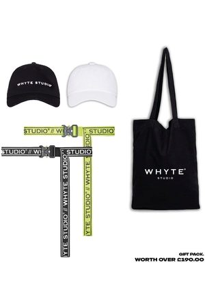 """Whyte Studio THE """"SPORTY"""" GIFT PACK"""