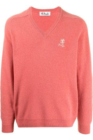 PRINGLE OF SCOTLAND Archive lambswool-blend jumper